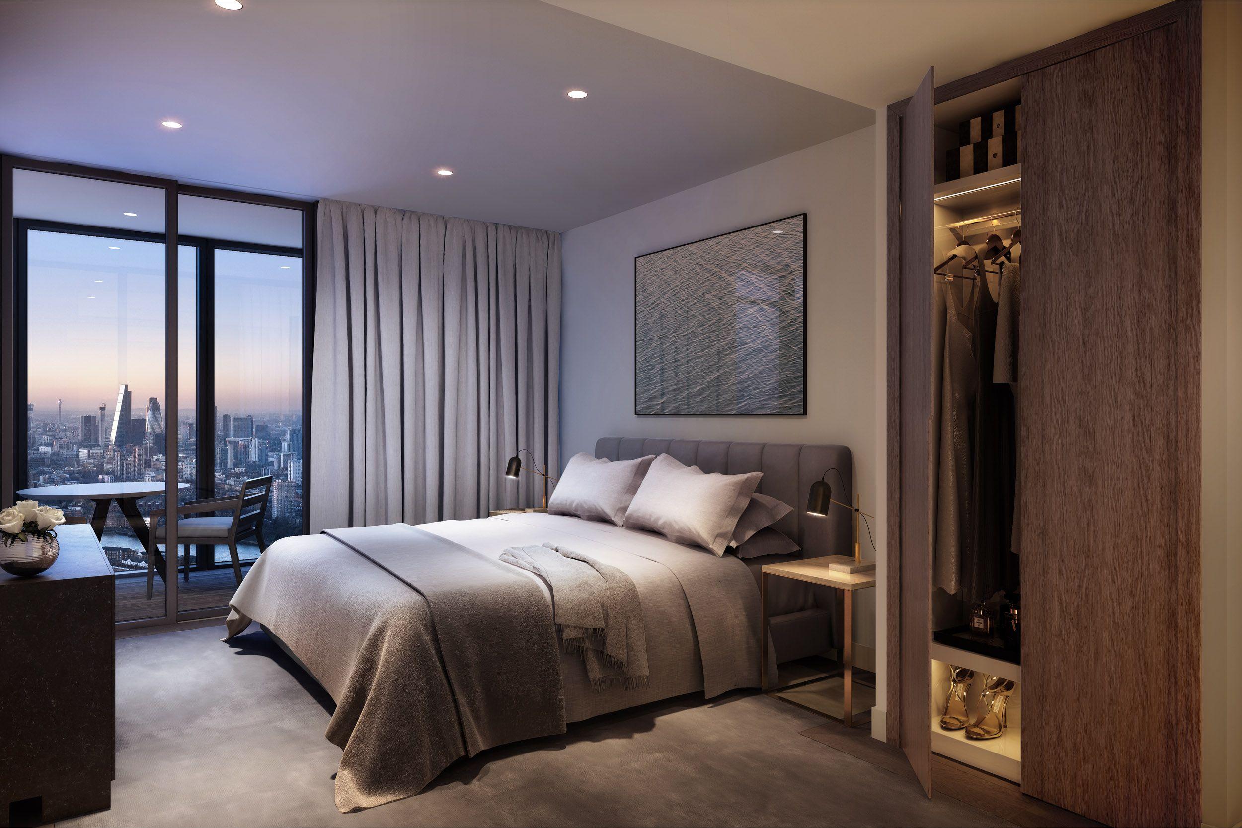 CPL Landmark Pinnacle Bedroom